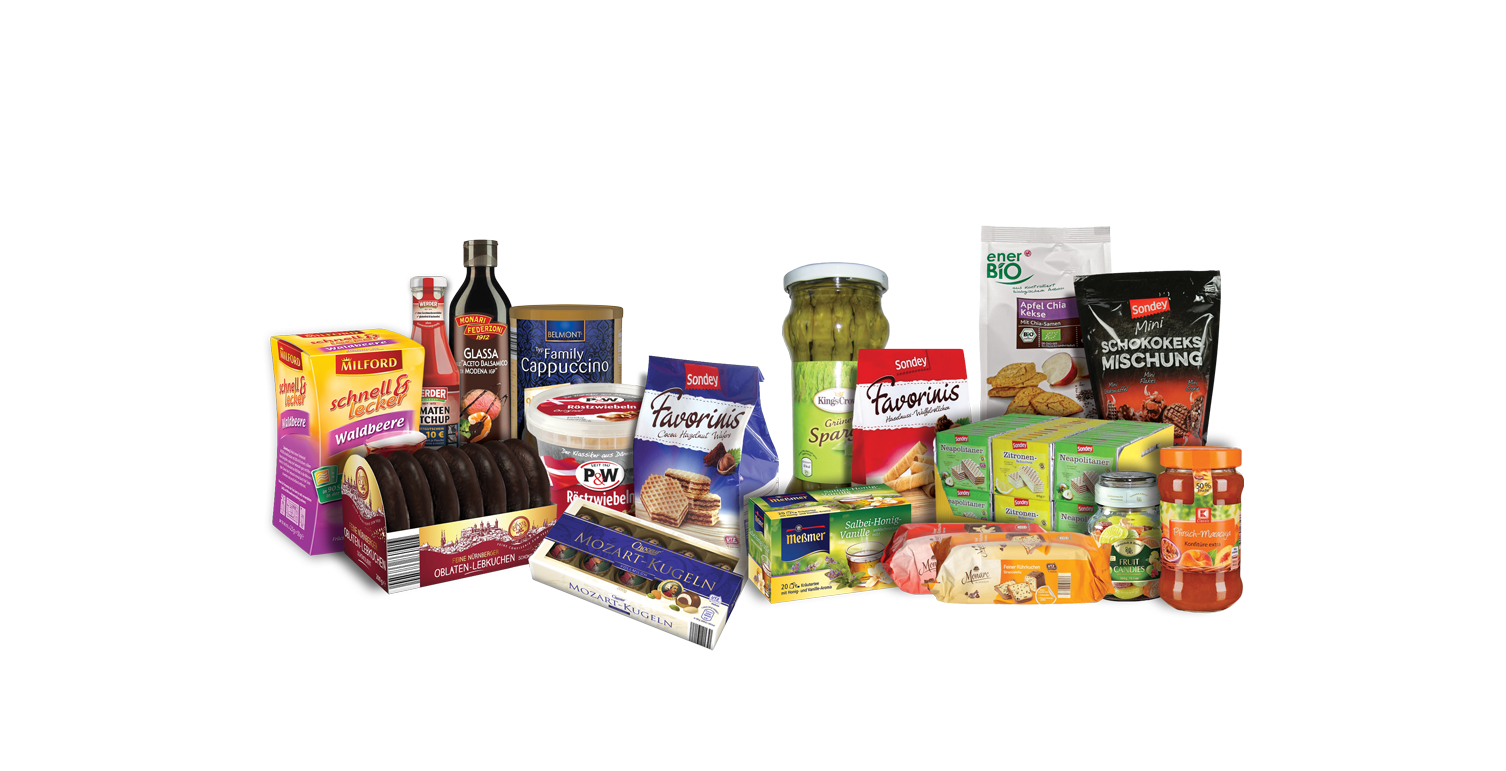 Wholesale of Food